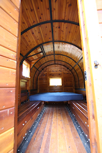 Covered Wagon Camping